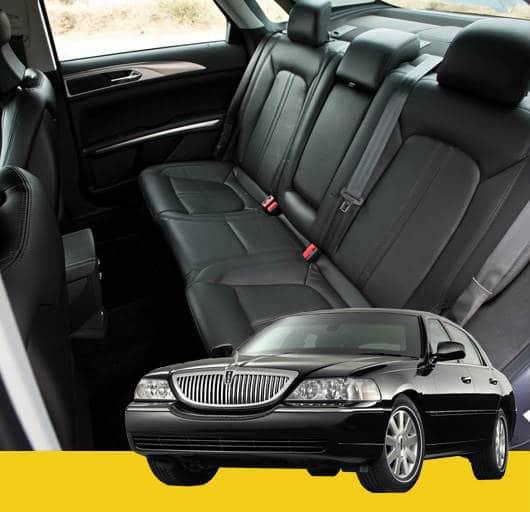 Lincoln Town Car L Series