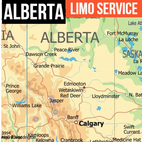 Out of Limo Service for Calgary Alberta